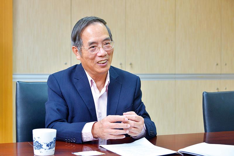 臺灣海洋大學食品科學系教授蕭泉源